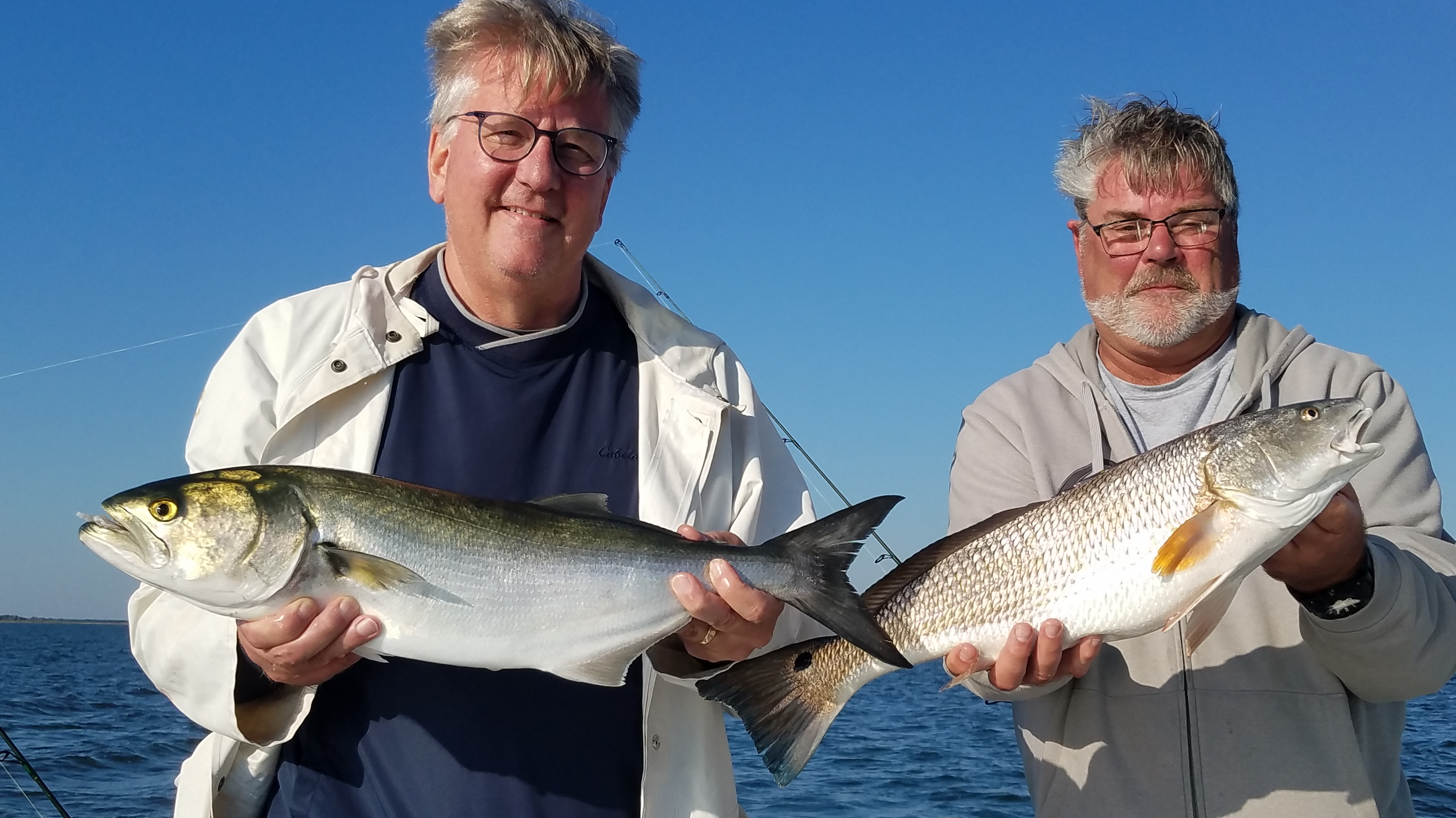 Speck-Tackler Inshore Fishing Charters Hatteras Teach's
