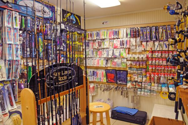 Fishing Gear and Tackle