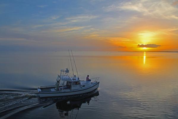 Fishing on Hatteras Island