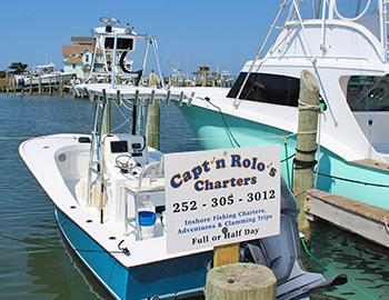 Drum Roll Charters