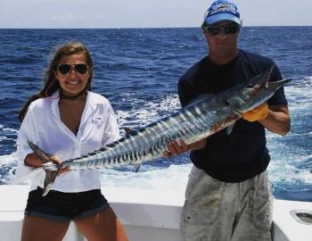 Wahoo Hatteras Fishing OBX GYSOT