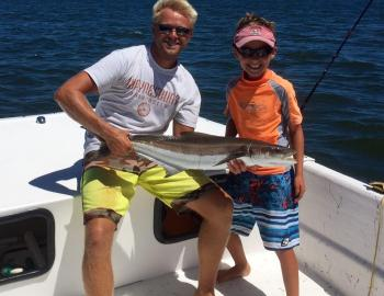 Trent's First Cobia!!!!!!!!!!!!!!