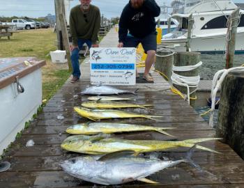Dunn Deal Sportfishing Hatteras, NC