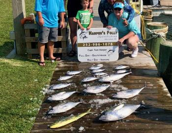 Teach's Lair Offshore Fishing Sportfishing Charter