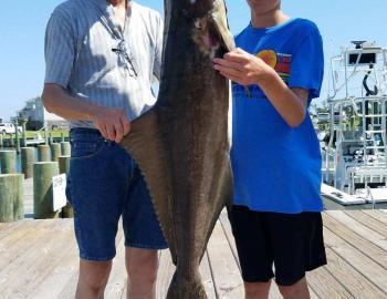 Speck-Tackler Fishing