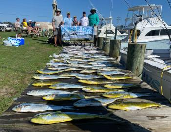 Longer Days Fishing Charters Teach's Lair Hatteras