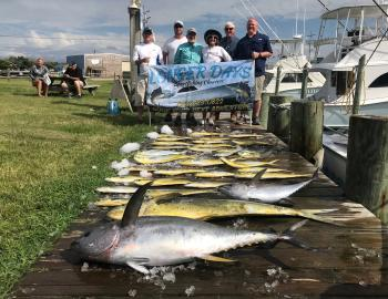 Longer Days Offshore Fishing Charters Teach's Lair
