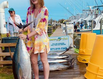 Fishing Charters Teach's Lair Rabid Tuna