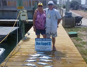Fishing on the Sea Angel II