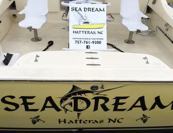 Sea Dream Charter Fishing