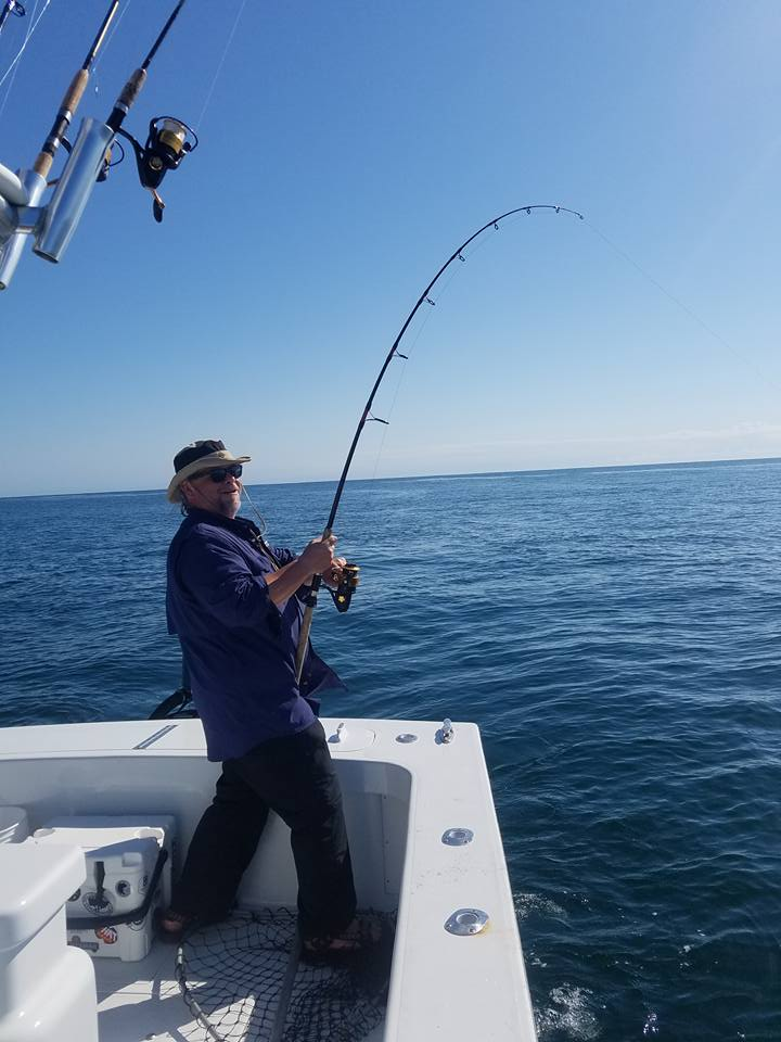 Here ya go hot off the presses hatteras for Hatteras fishing reports