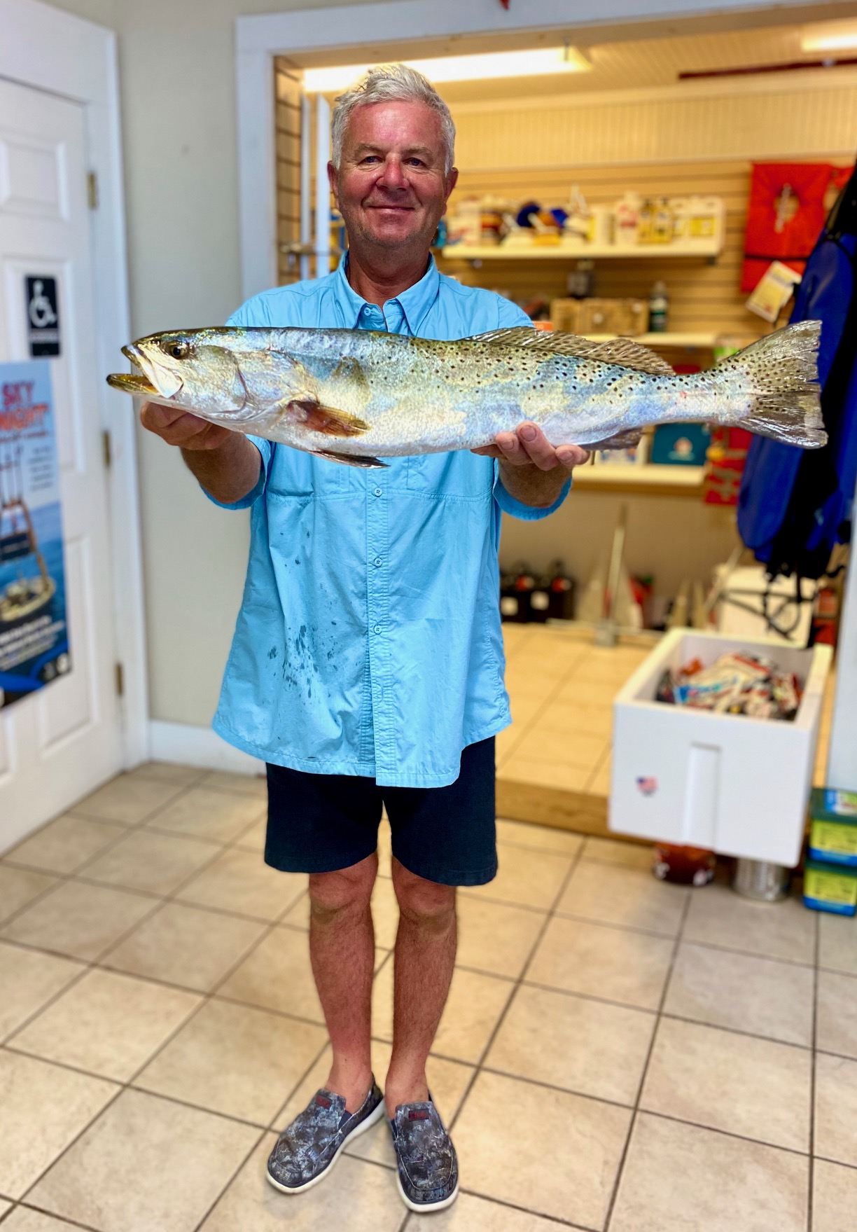 Citation Speckled Trout Teach's Lair Hallelujah Charters