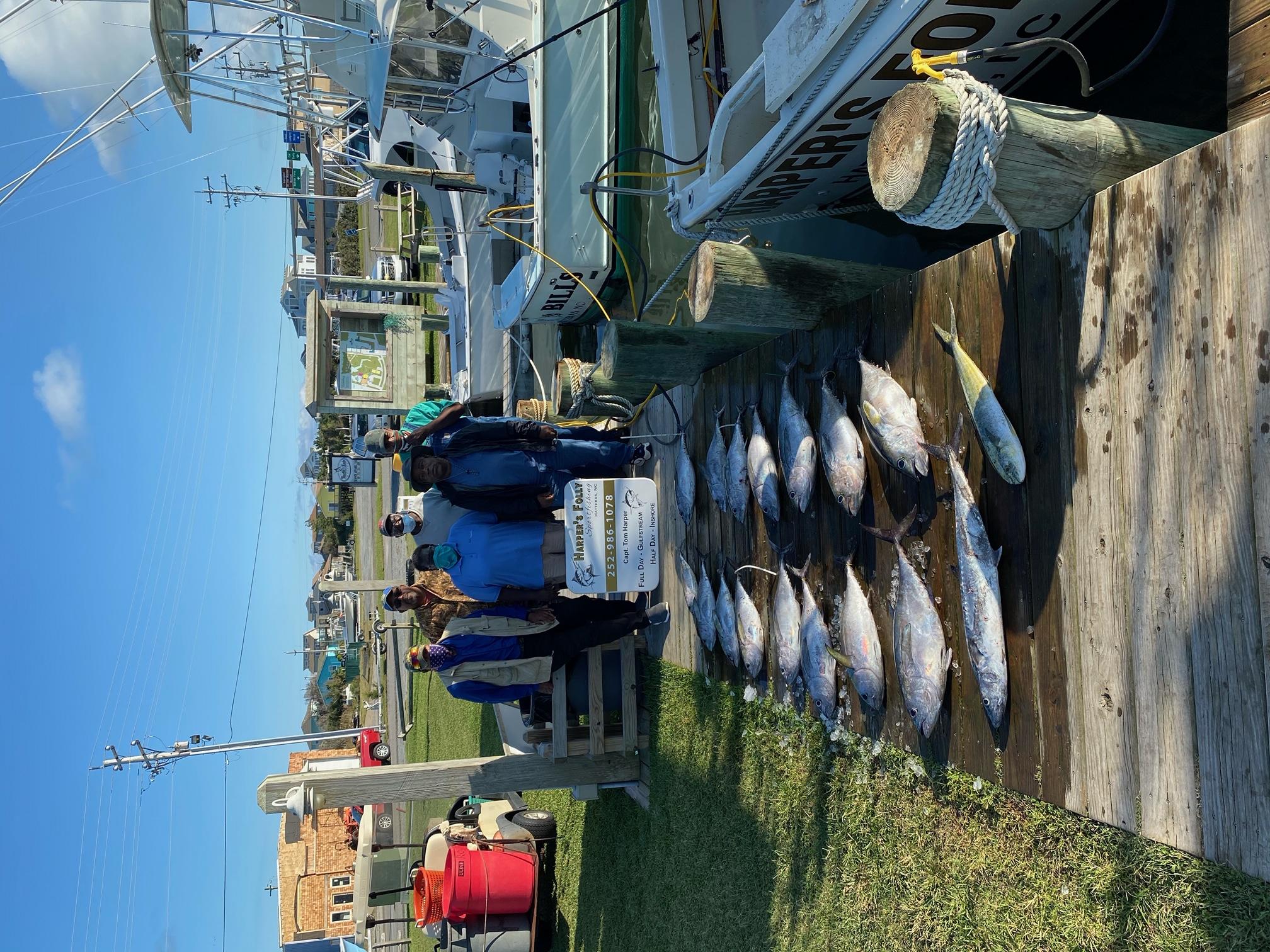 Hatteras Sportfishing Harper's Folly Teach's Lair Offshore