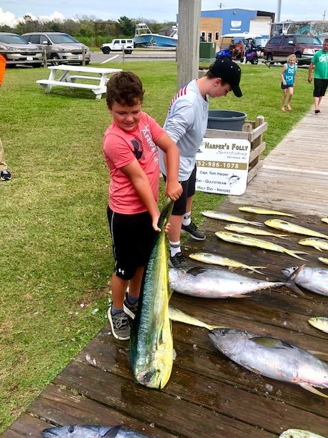 Harper's Folly Fishing