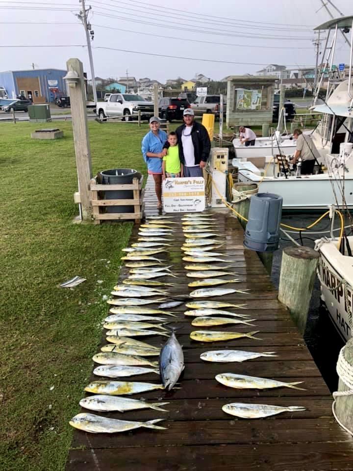 Harper's Folly Fishing Teach's Lair