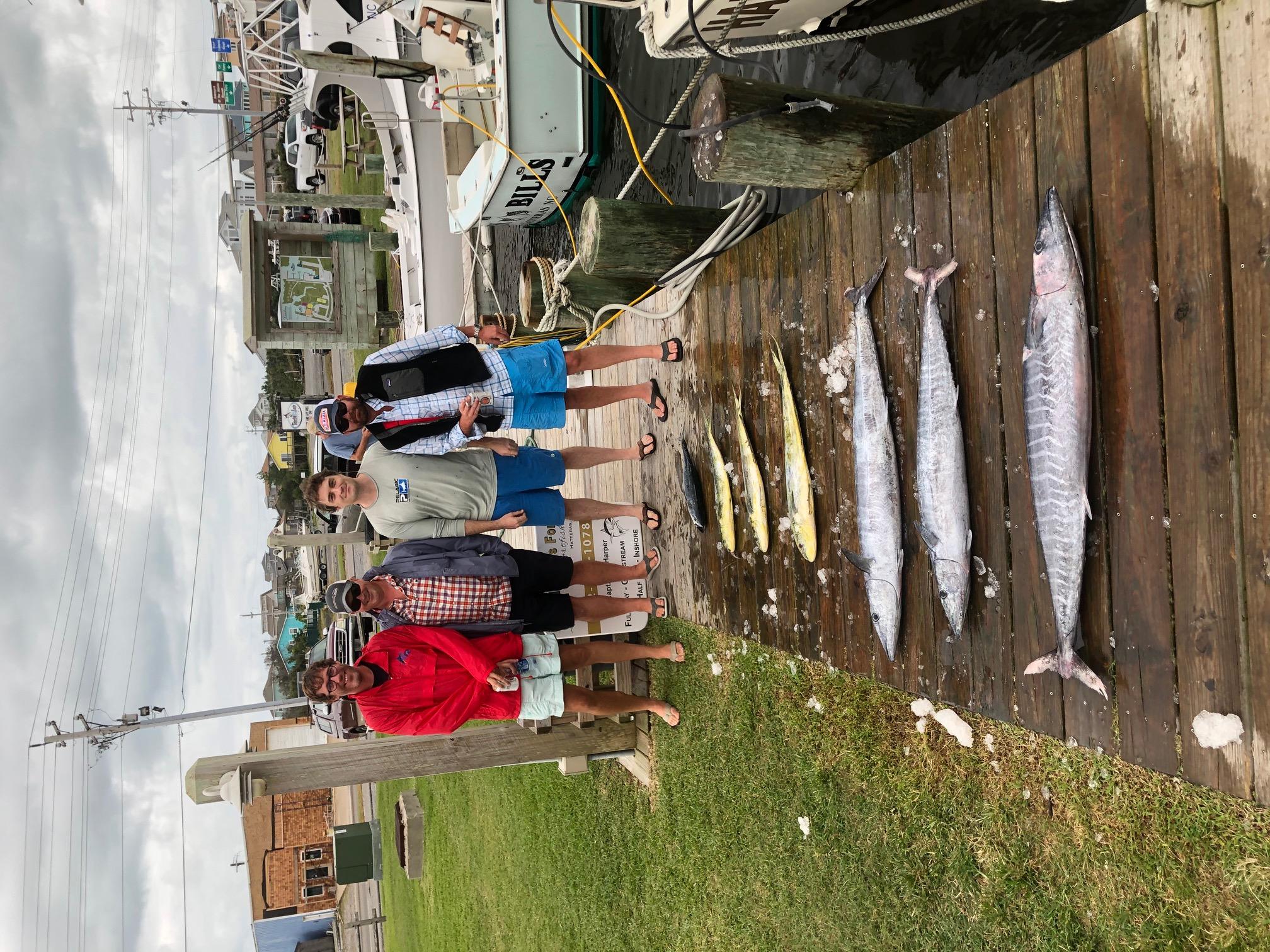 Harper's Folly Teach's Lair Fishing Charters