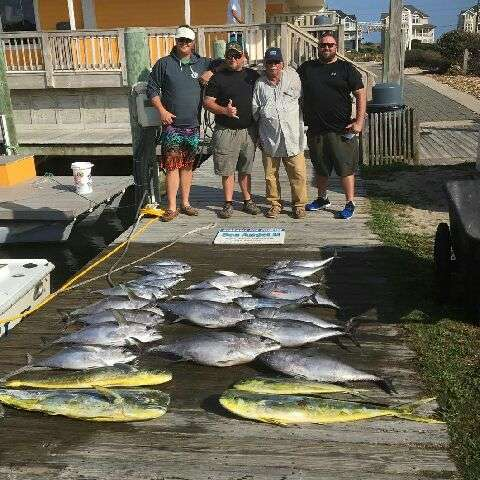 Fishing on Sea Angel II with Captain Bruce Armstrong