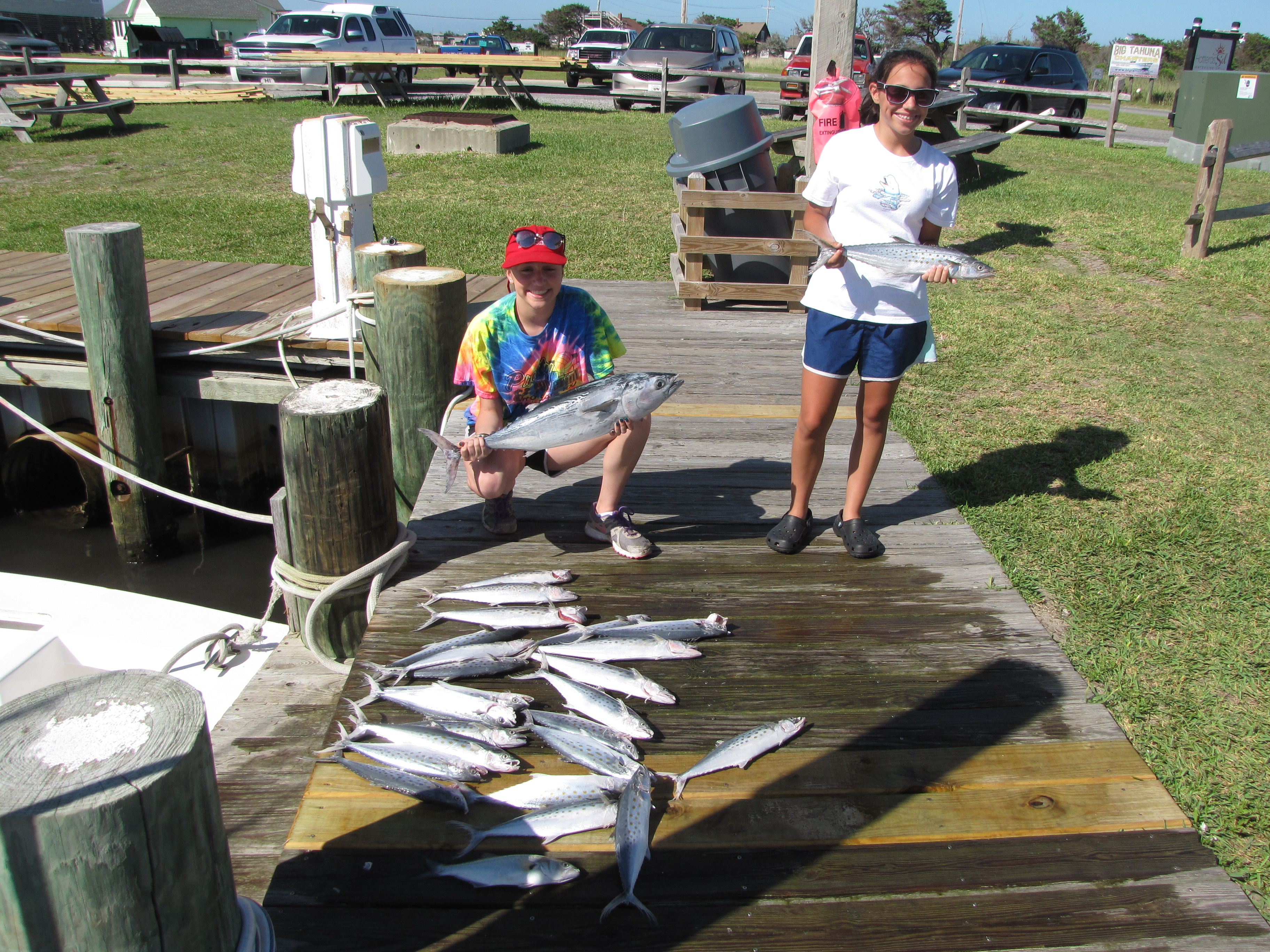 Day off picture reports with citations 11 for Newport landing fish report