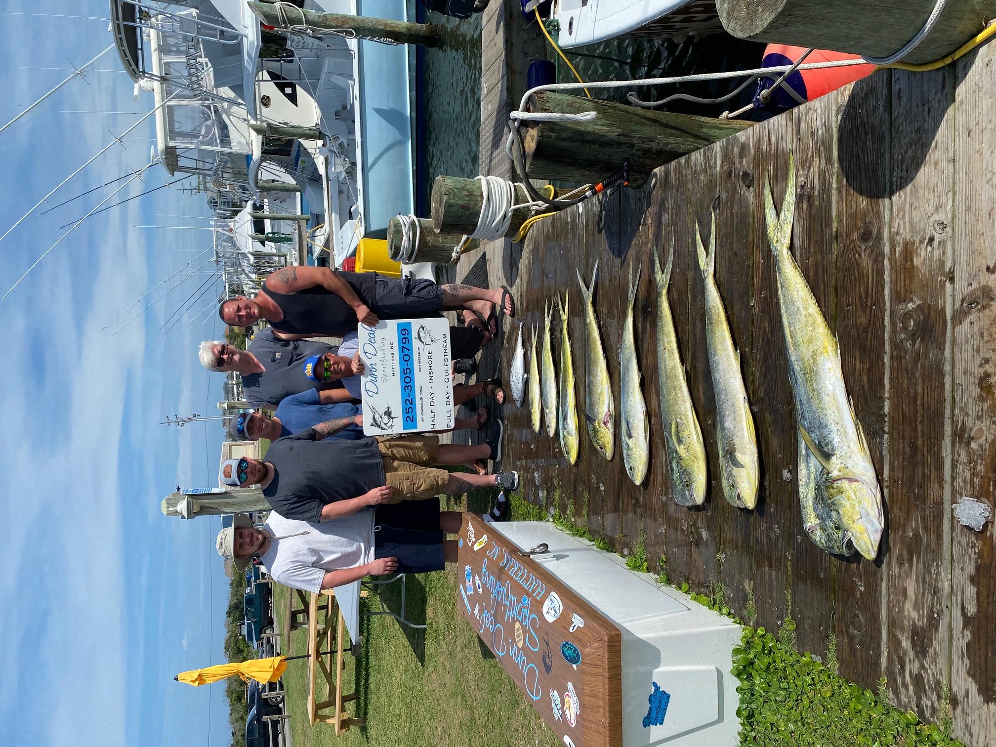Dunn Deal Sportfishing Hatteras Offshore Charters