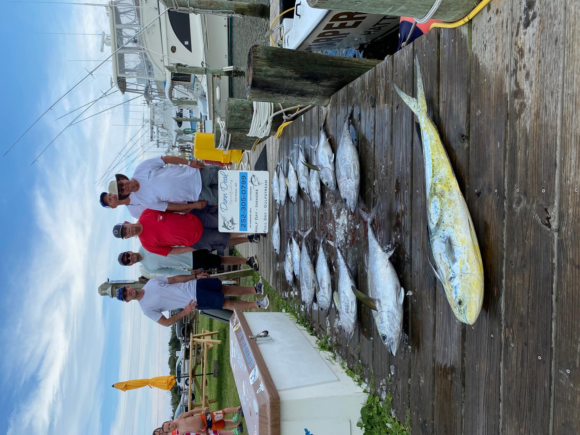 Dunn Deal Sportfishing Hatteras Charters