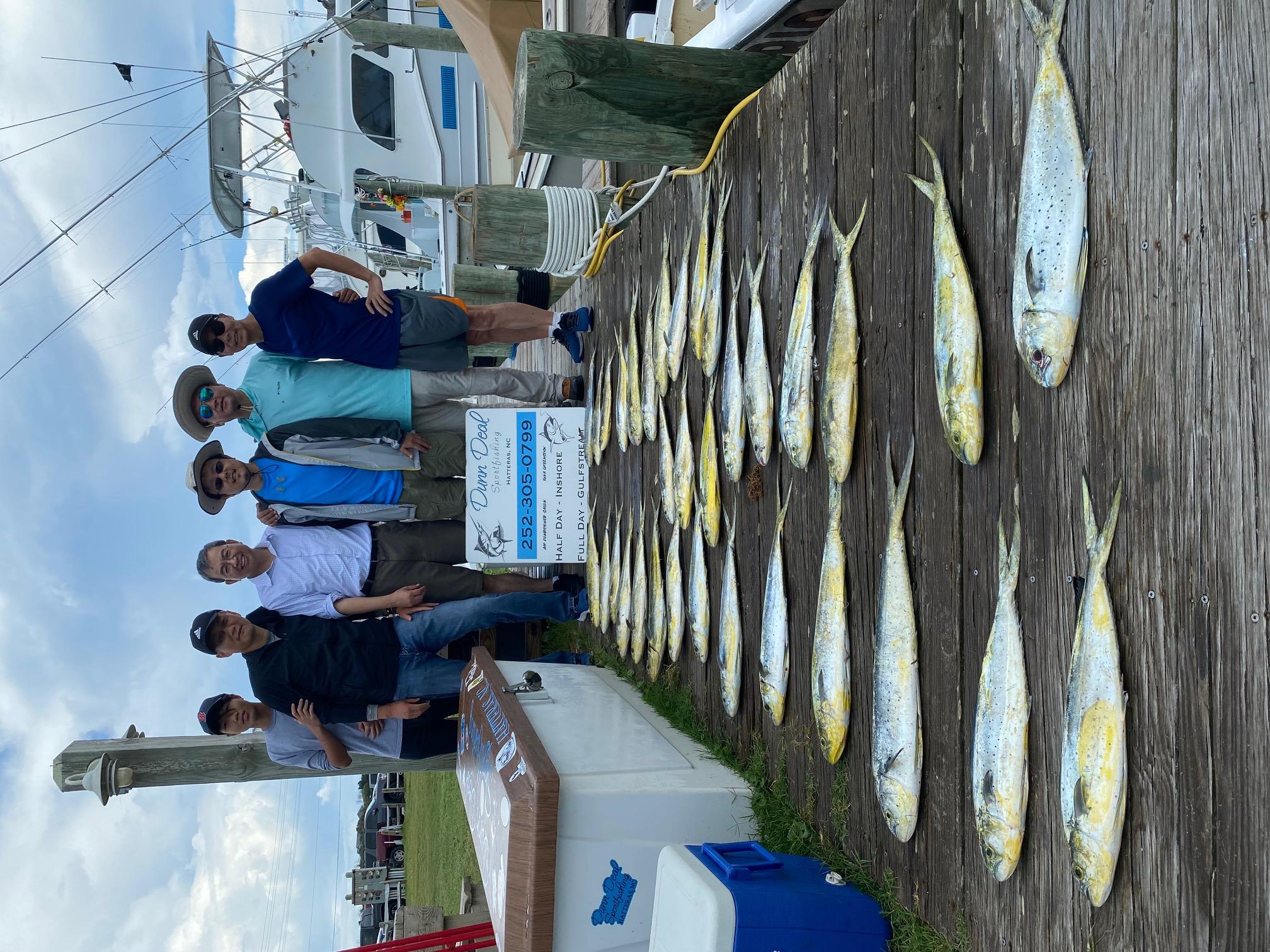 Dunn Deal Offshore Sportfishing Charters Hatteras, NC Teach's Lair Marina