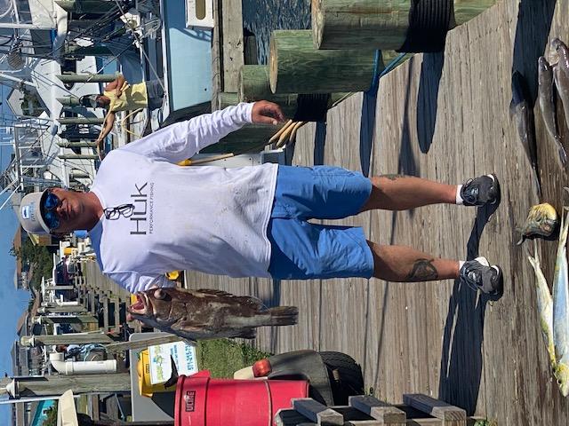 Dunn Deal Grouper Offshore Fishing Charter