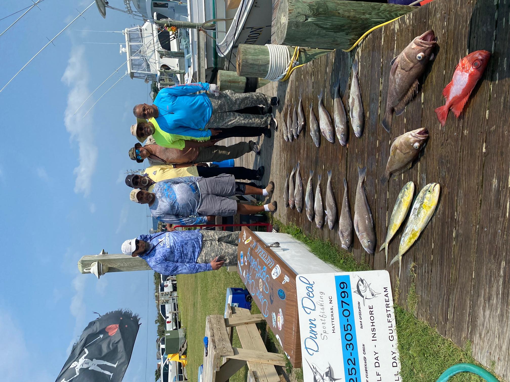 Dunn Deal Sportfishing Hatteras
