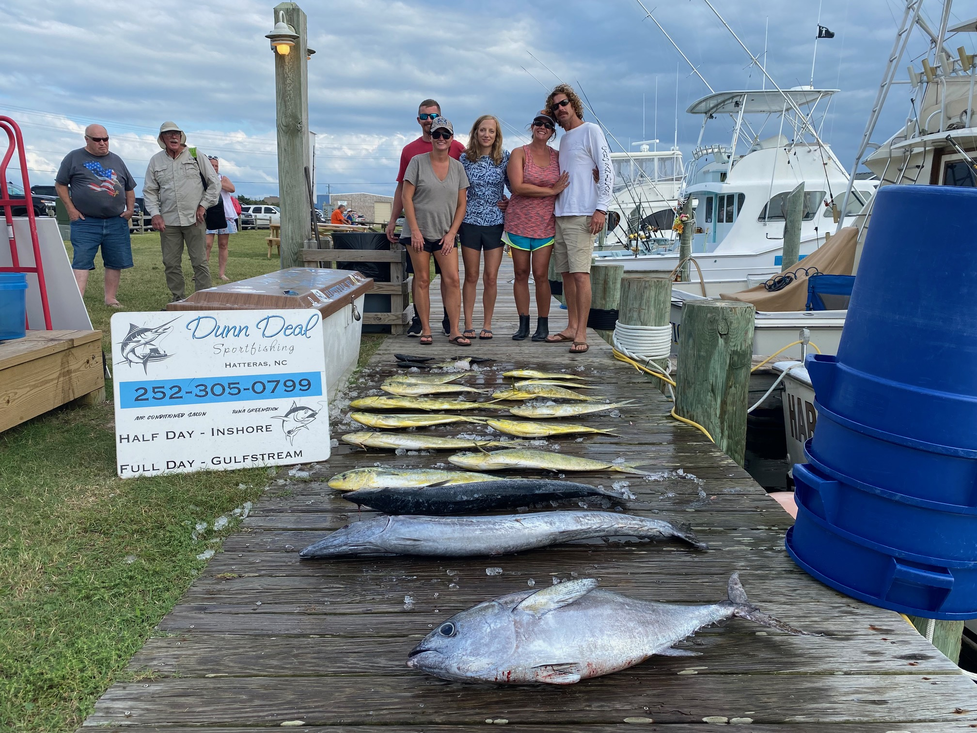 Dunn Deal Offshore Fishing Charters Hatteras