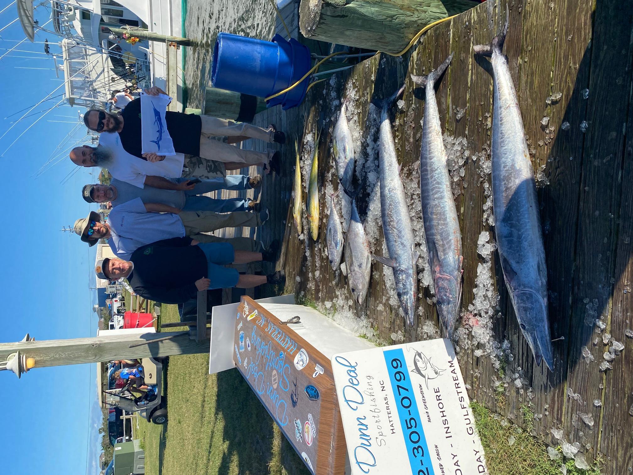 Dunn Deal Sportfishing Charters Hatteras, NC