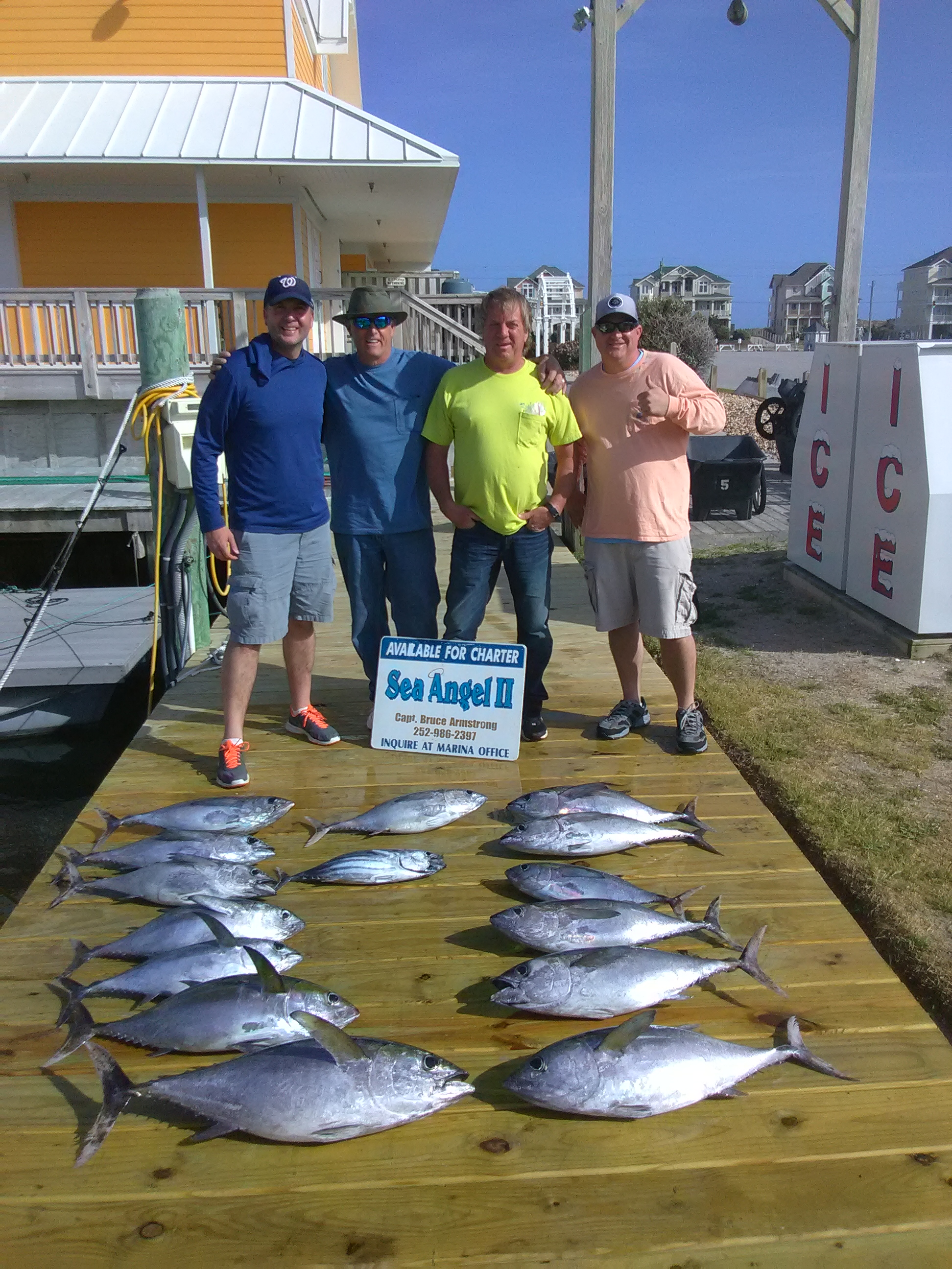 Fishing with Captain Bruce on the Sea Angel II