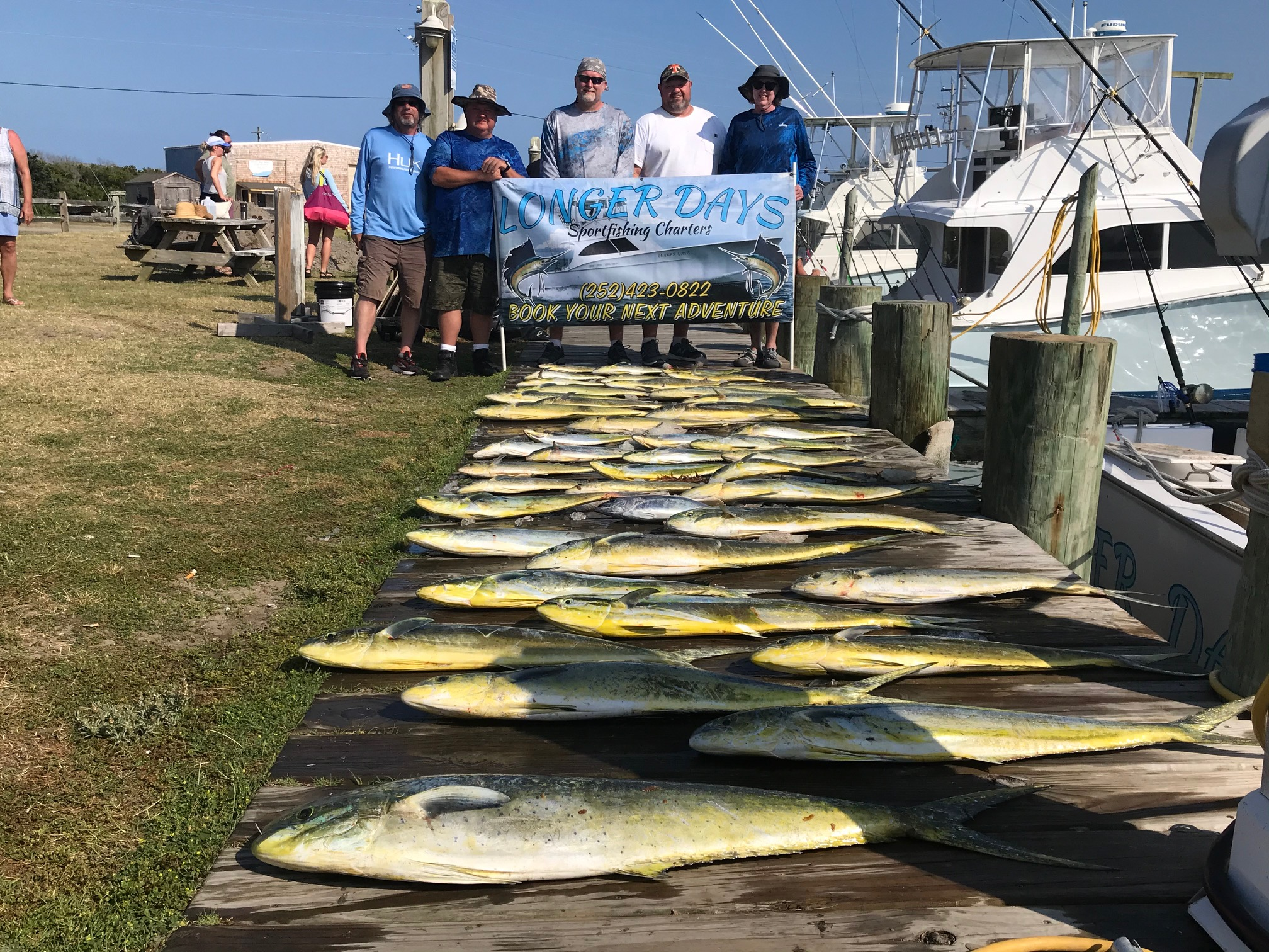 Longer Days Sportfishing Charters