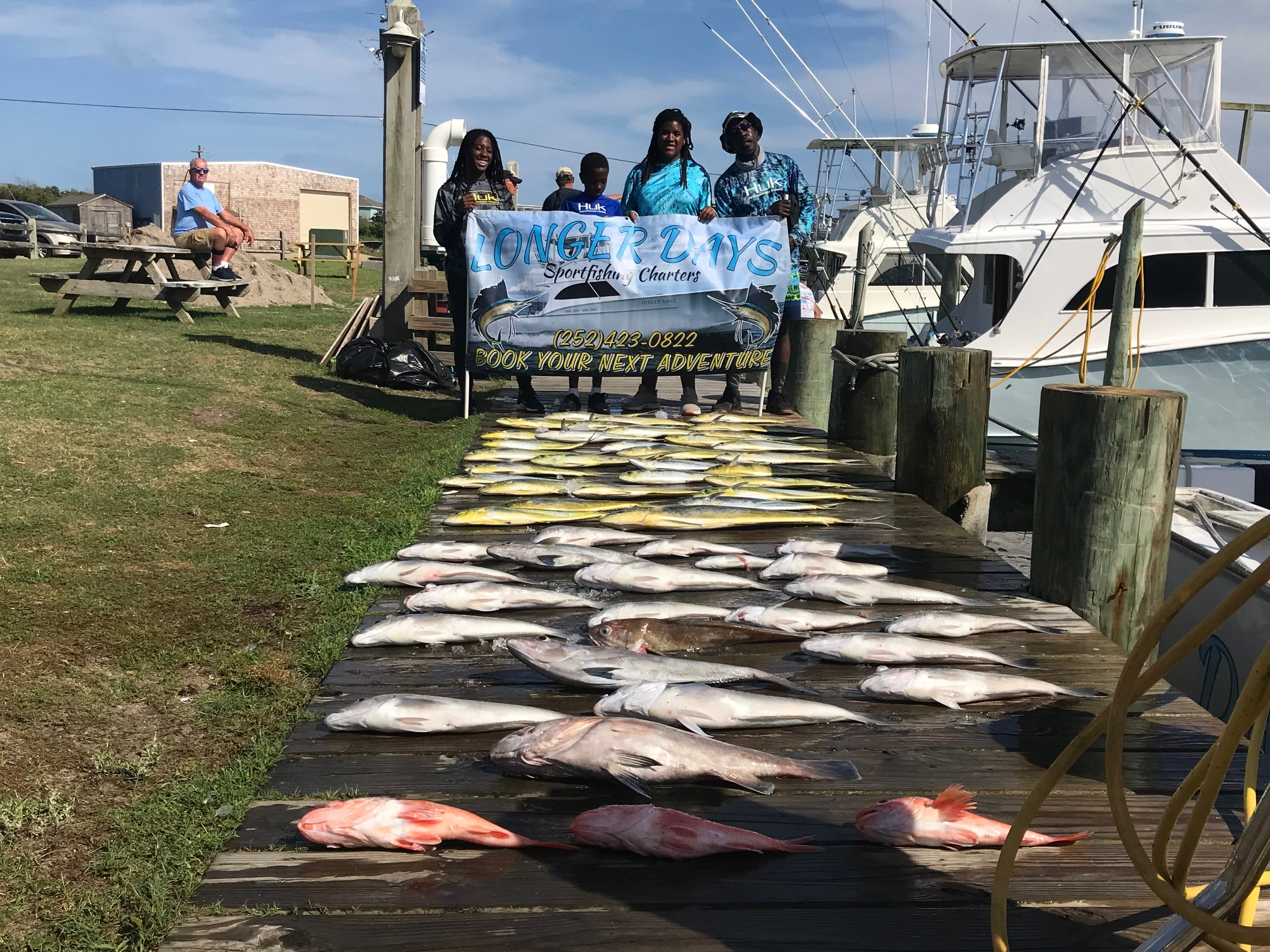 Longer Days Offshore Fishing Charters