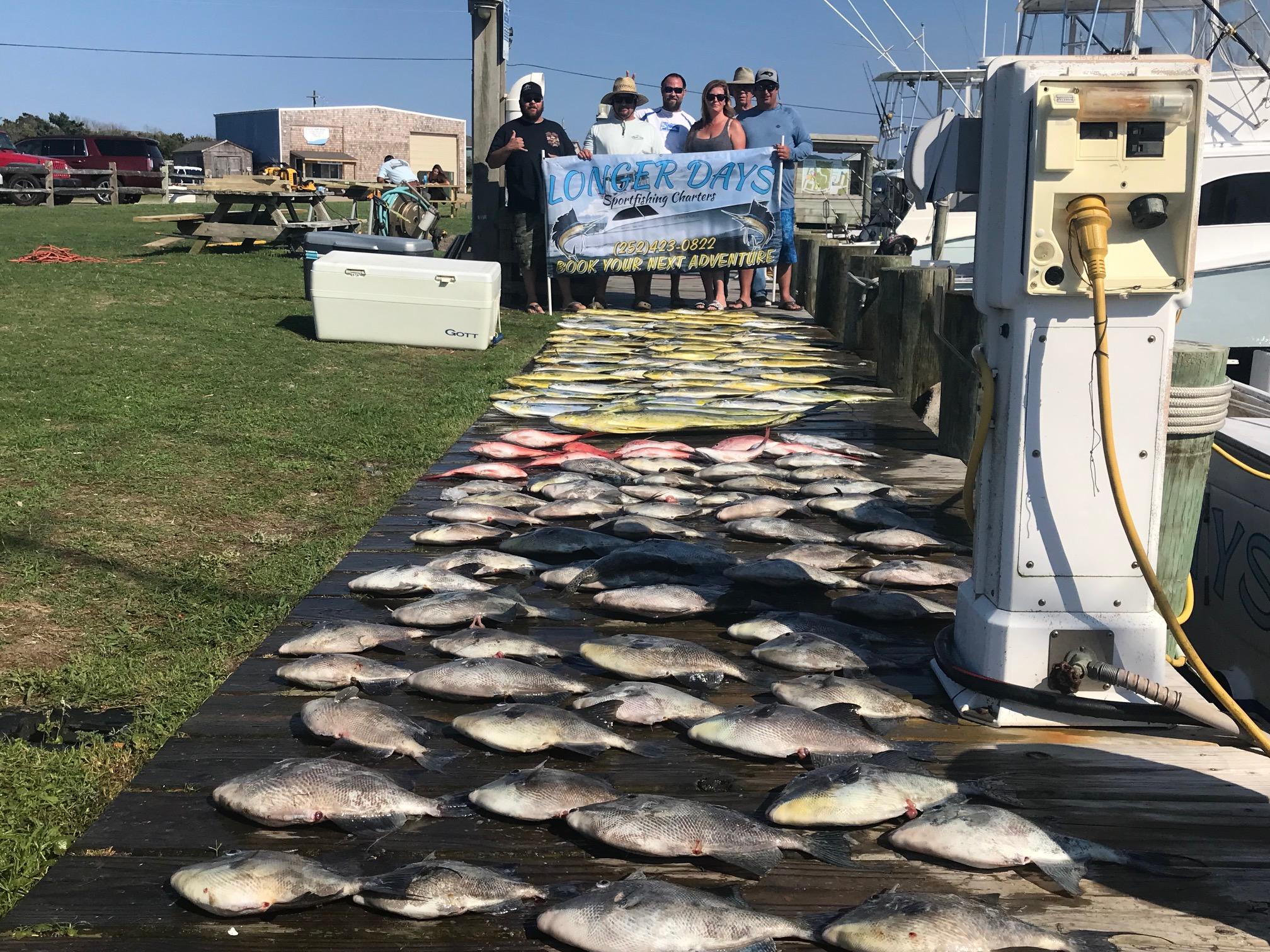 Longer Days Offshore Fishing Teach's Lair