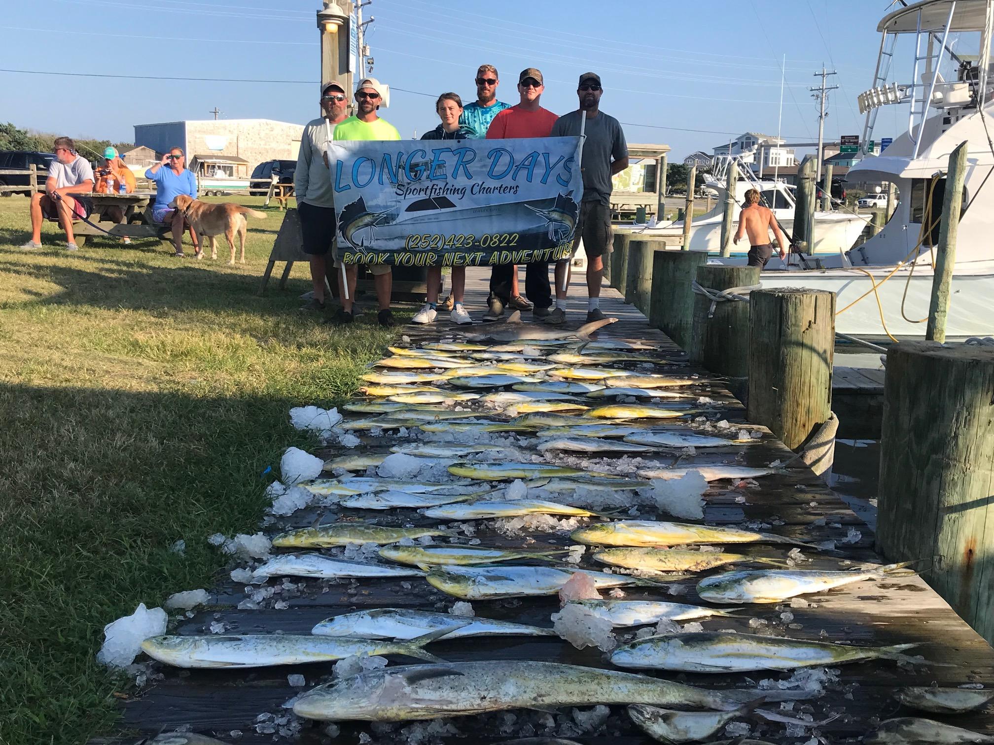 Longer Days Offshore Fishing Teach's Laira
