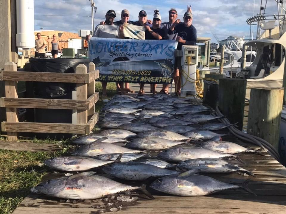 Longer Days Offshore Fishing Hatteras Teach's Lair