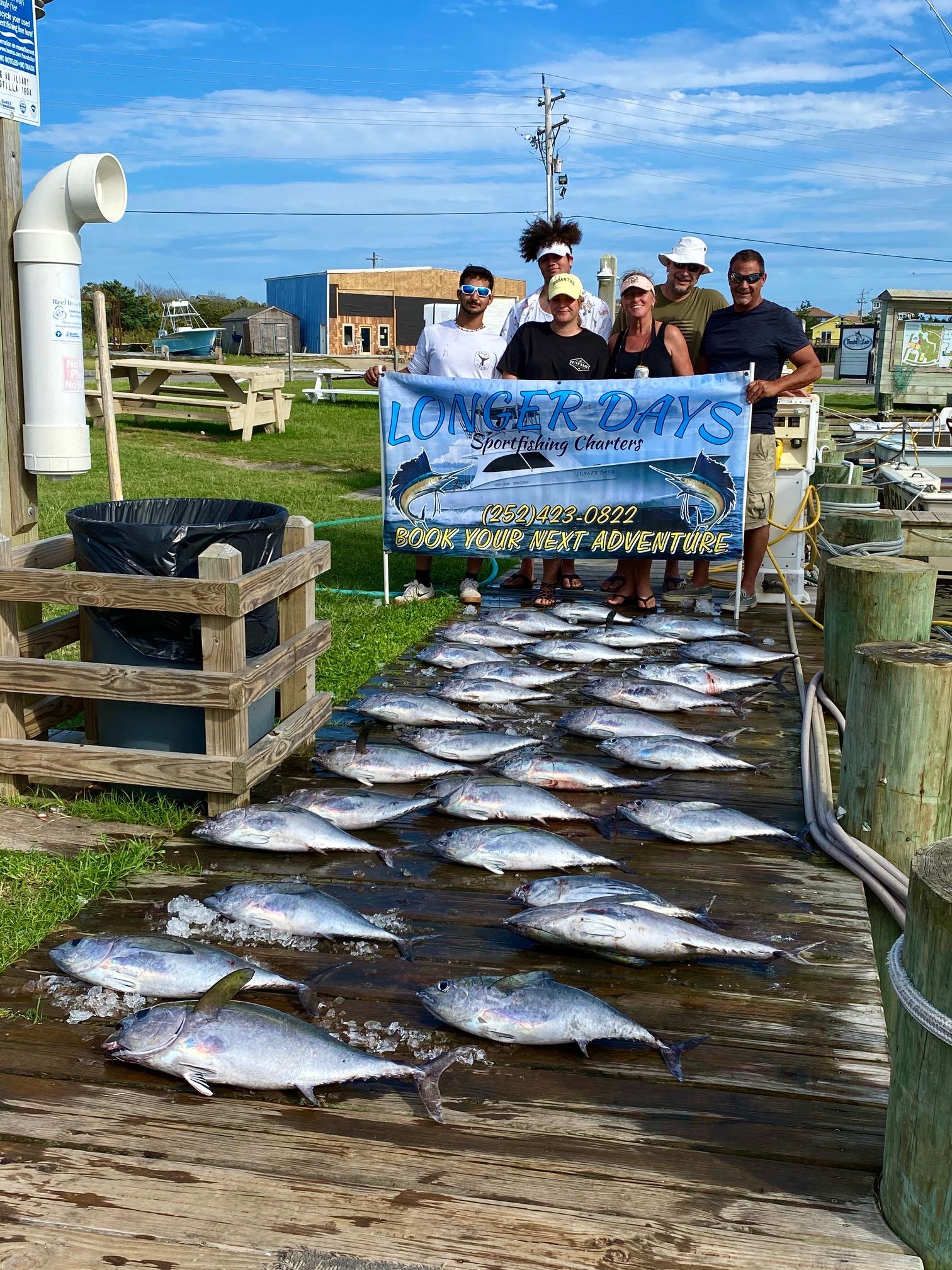 Hatteras Sportfishing Longer Days Teach's Lair Offshore