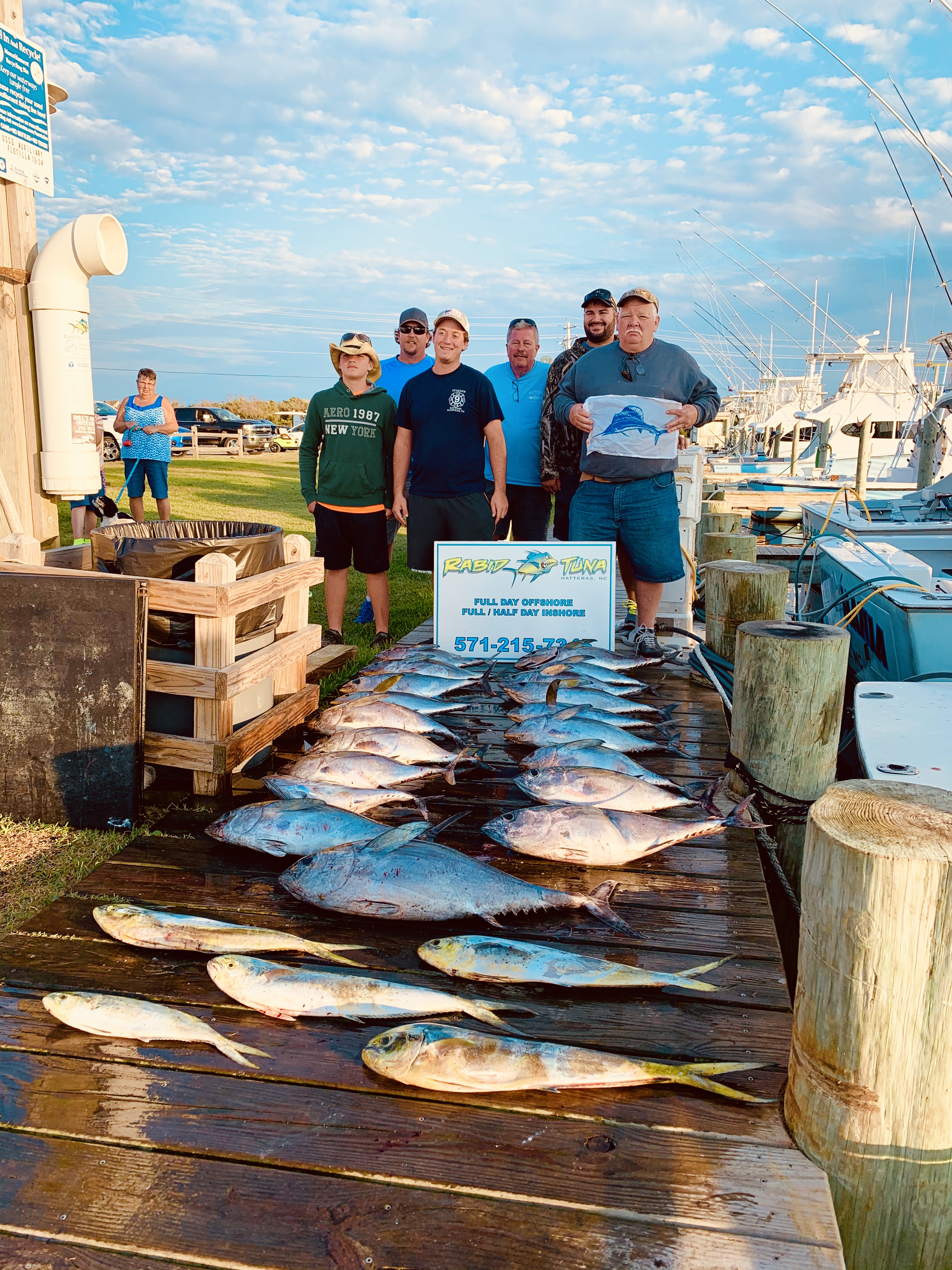 Rabid Tuna Fishing Teach's Lair Hatteras Offshore