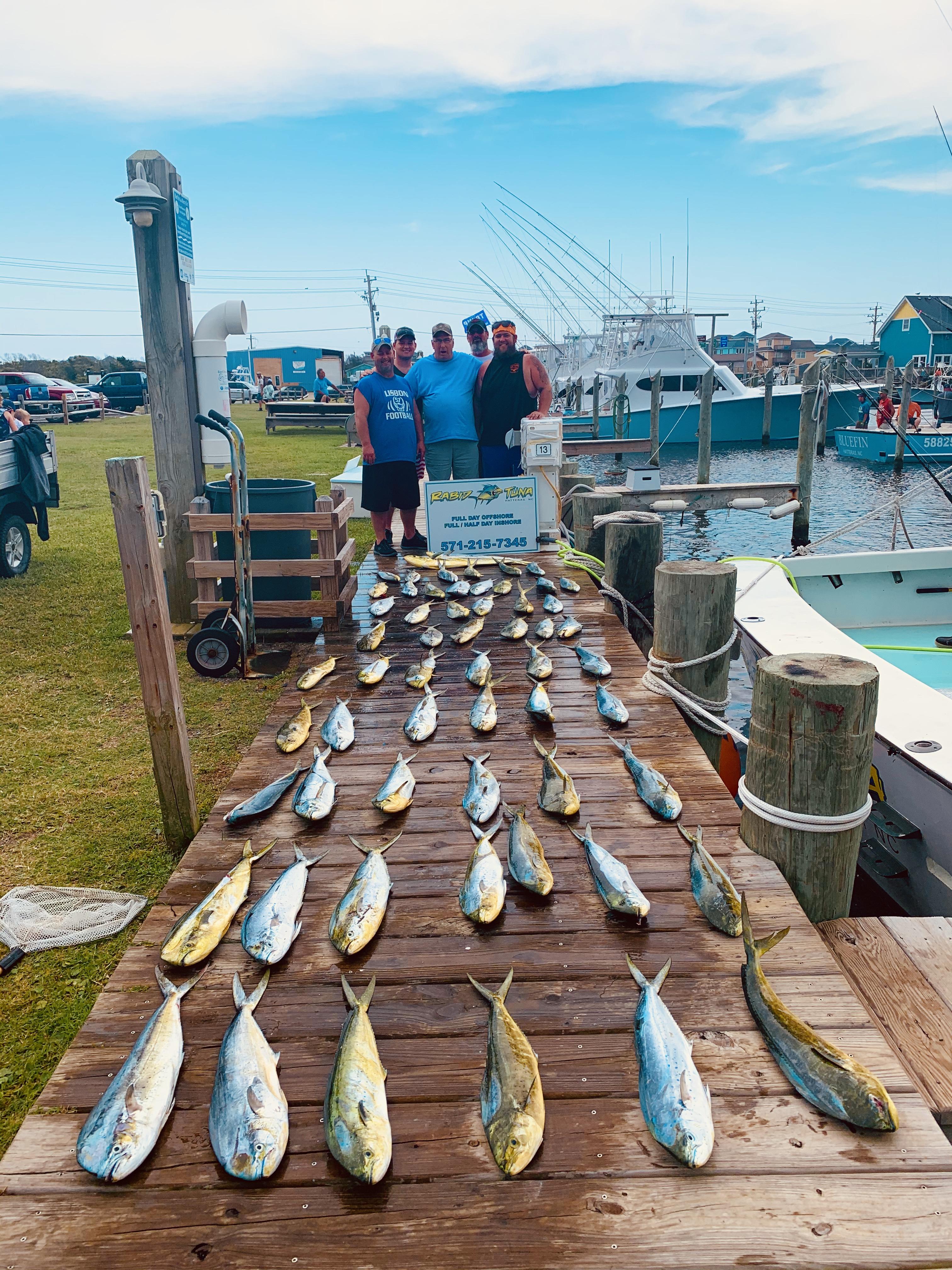 Rabid Tuna Fishing Teachs Lair