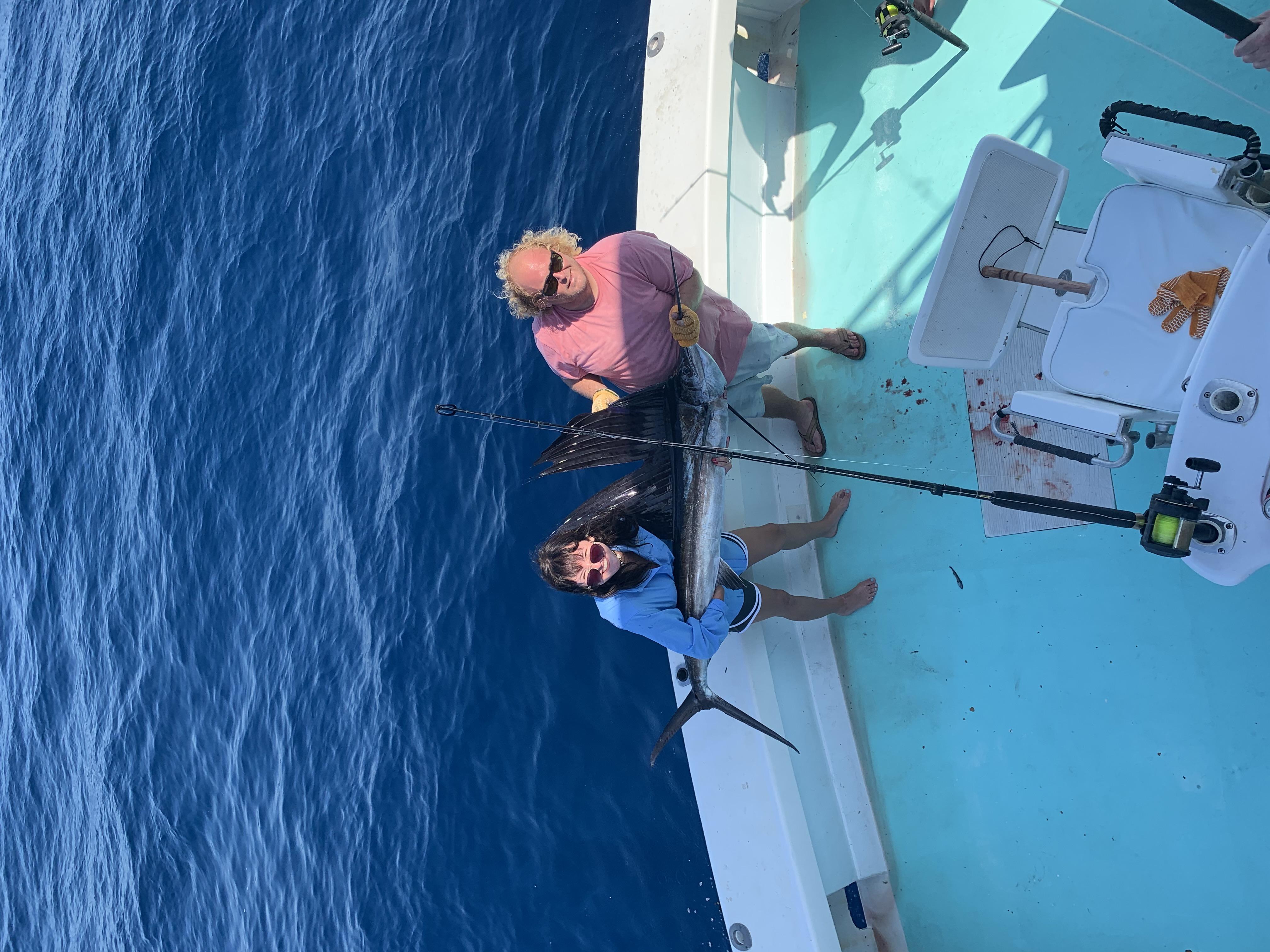 Rabid Tuna Sailfish