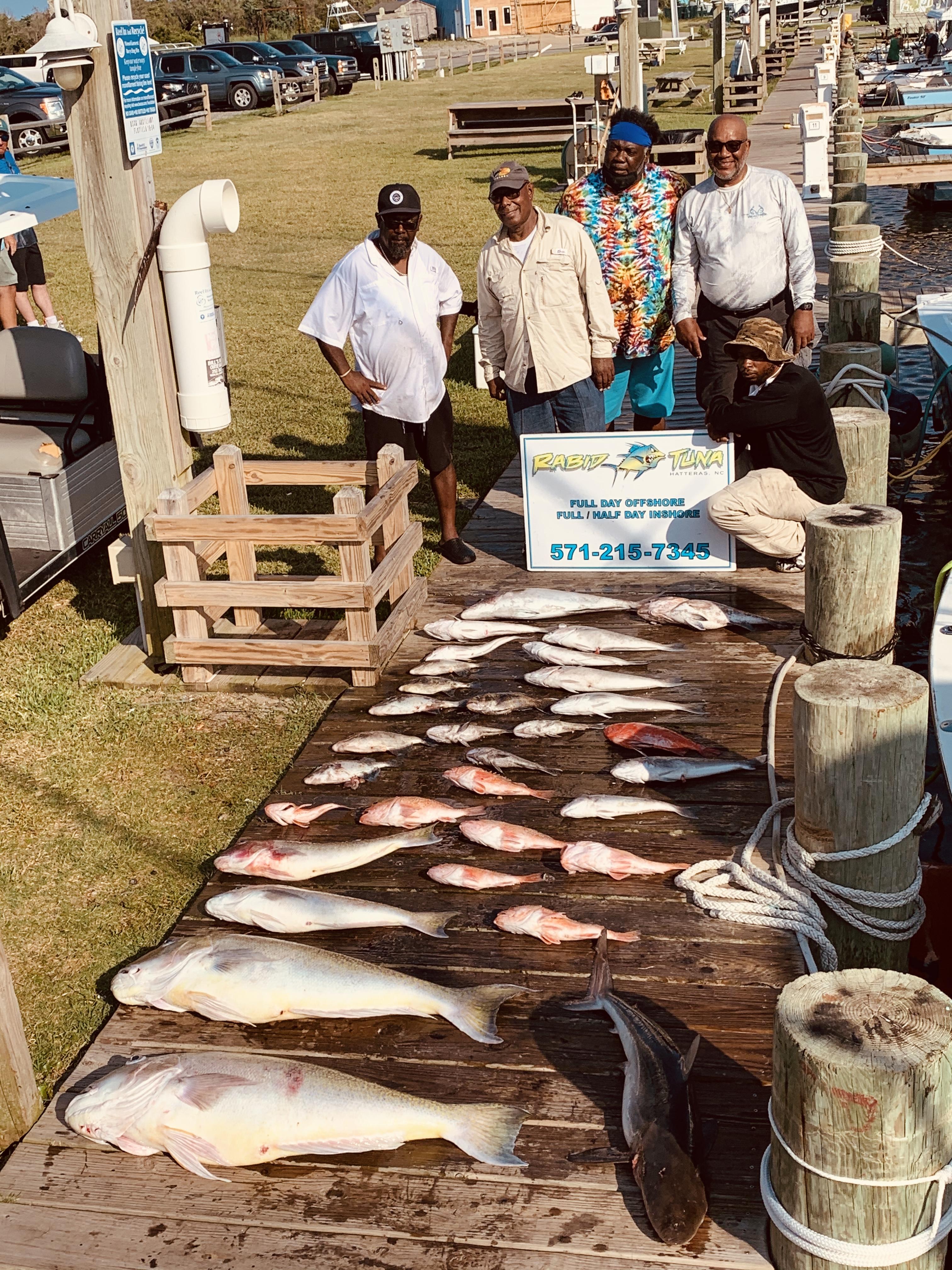 Rabid Tuna Fishing Teach's Lair