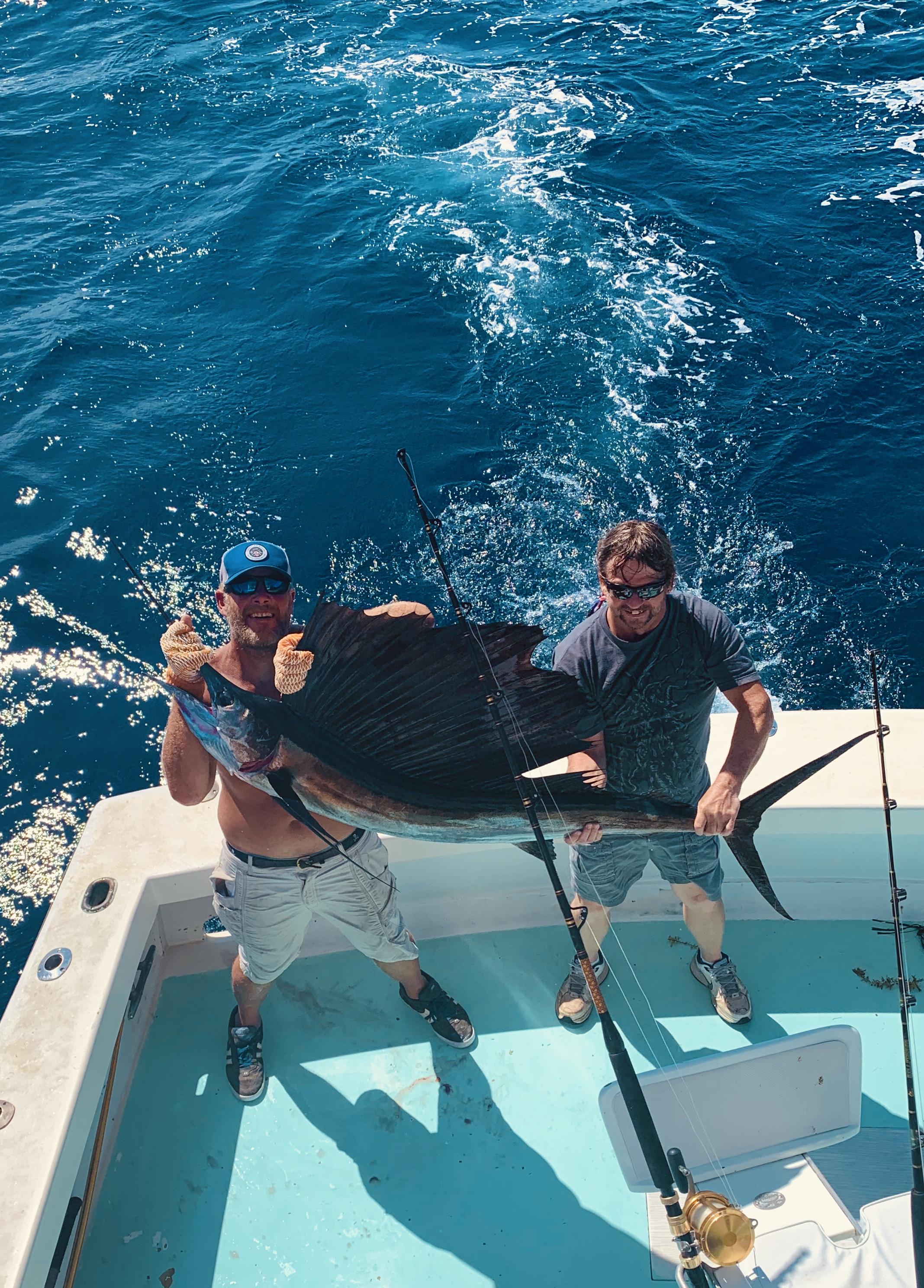 Rabid Tuna Hatteras Offshore Fishing Teach's Lair