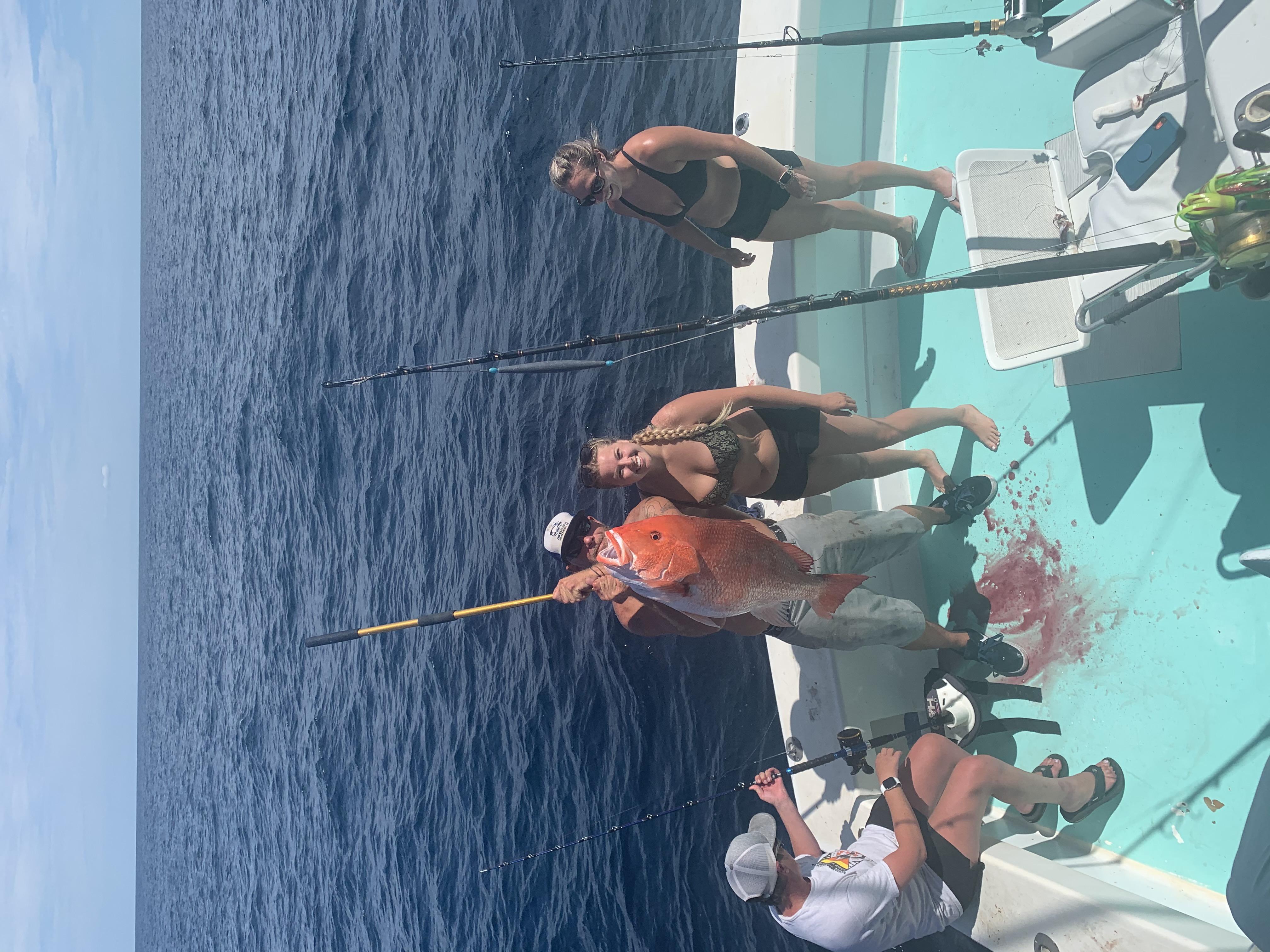 Rabid Tuna Red Snapper