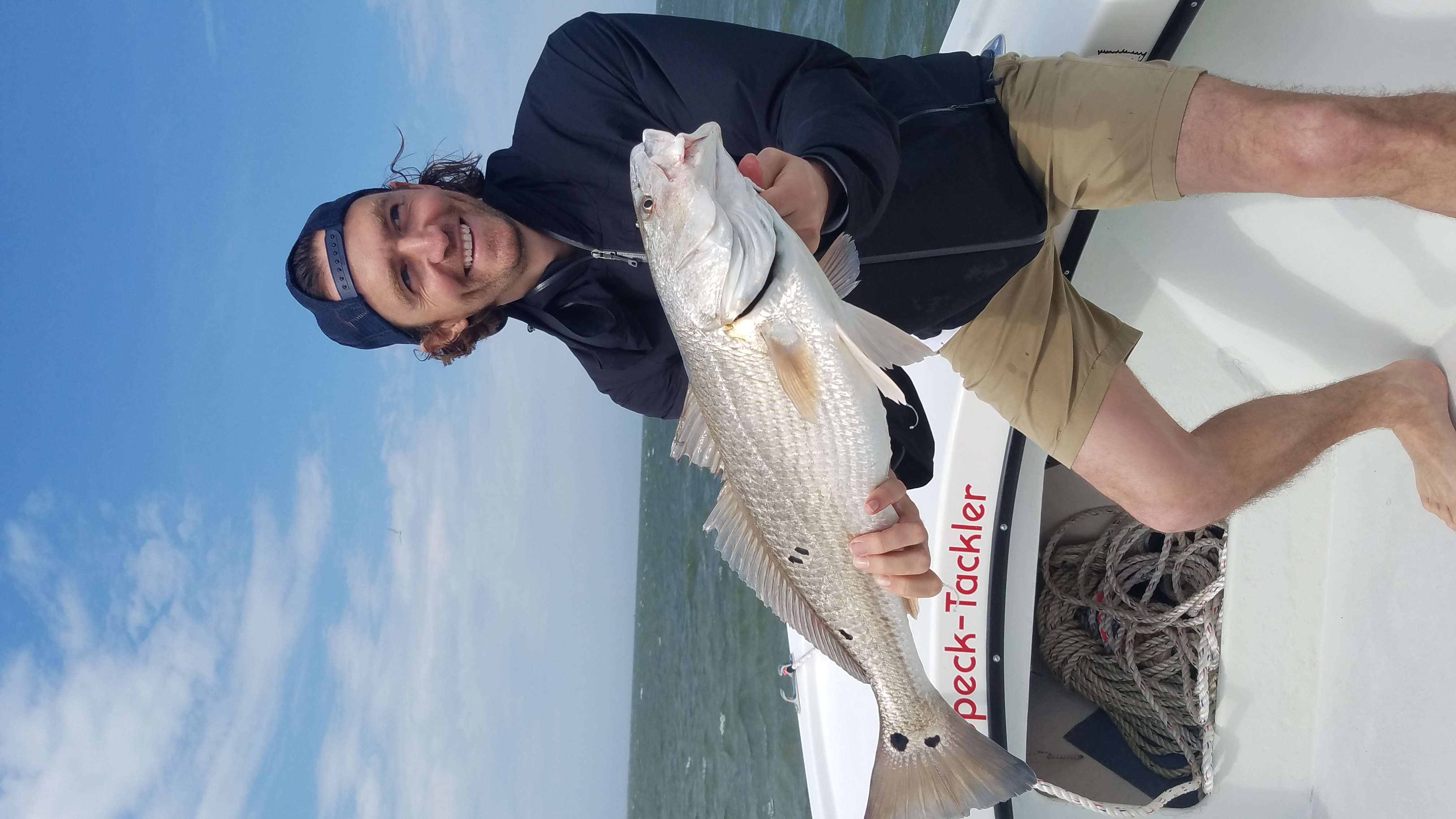 Puppy Drum, Speck-Tackler Inshore Fishing Charters
