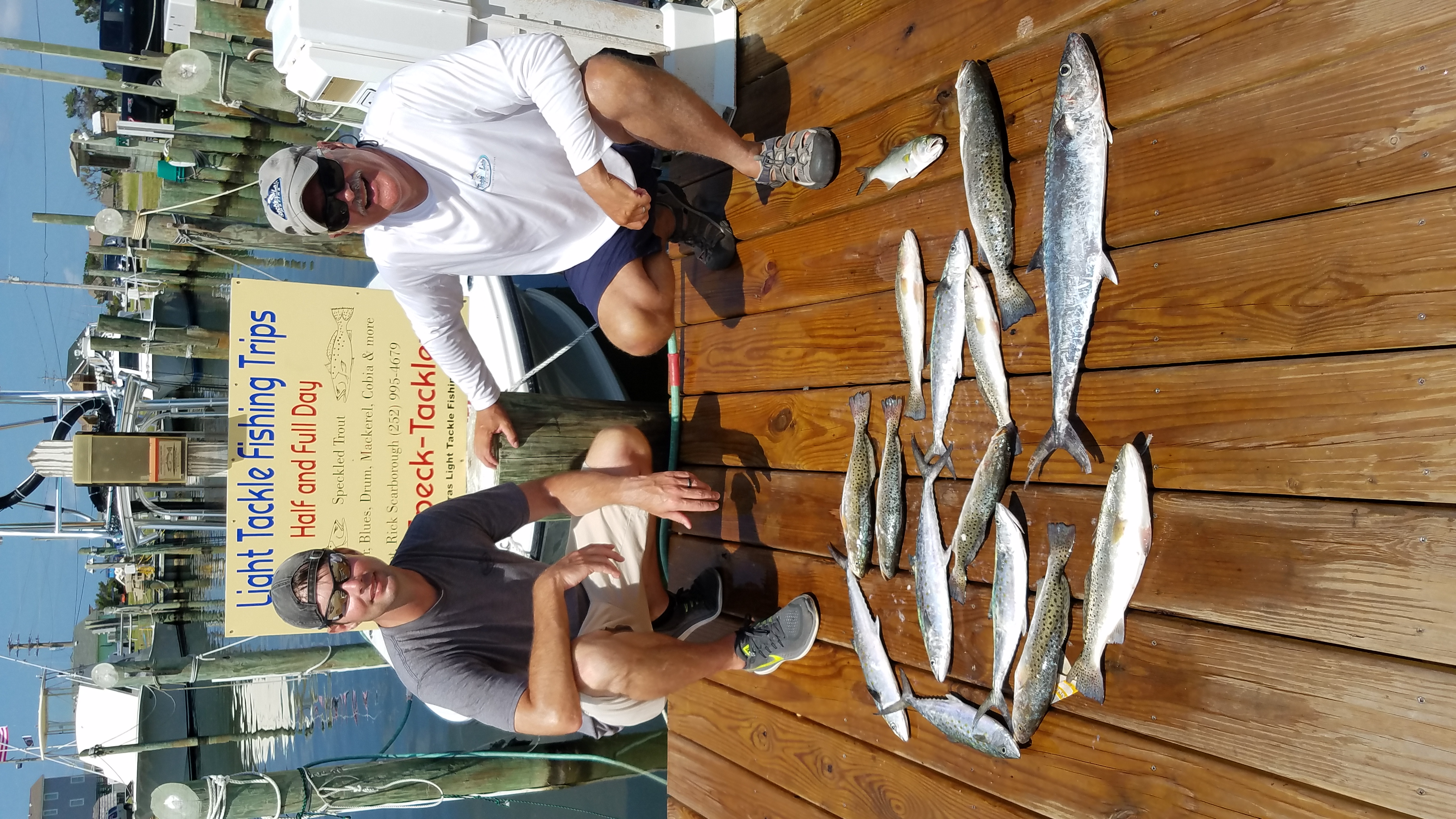 Speck-Tackler Fishing Teach's Lair