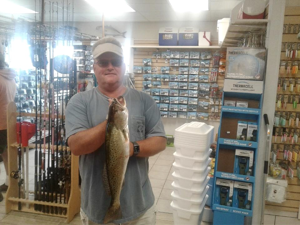 Speckled Trout 5 lbs Teach's Lair