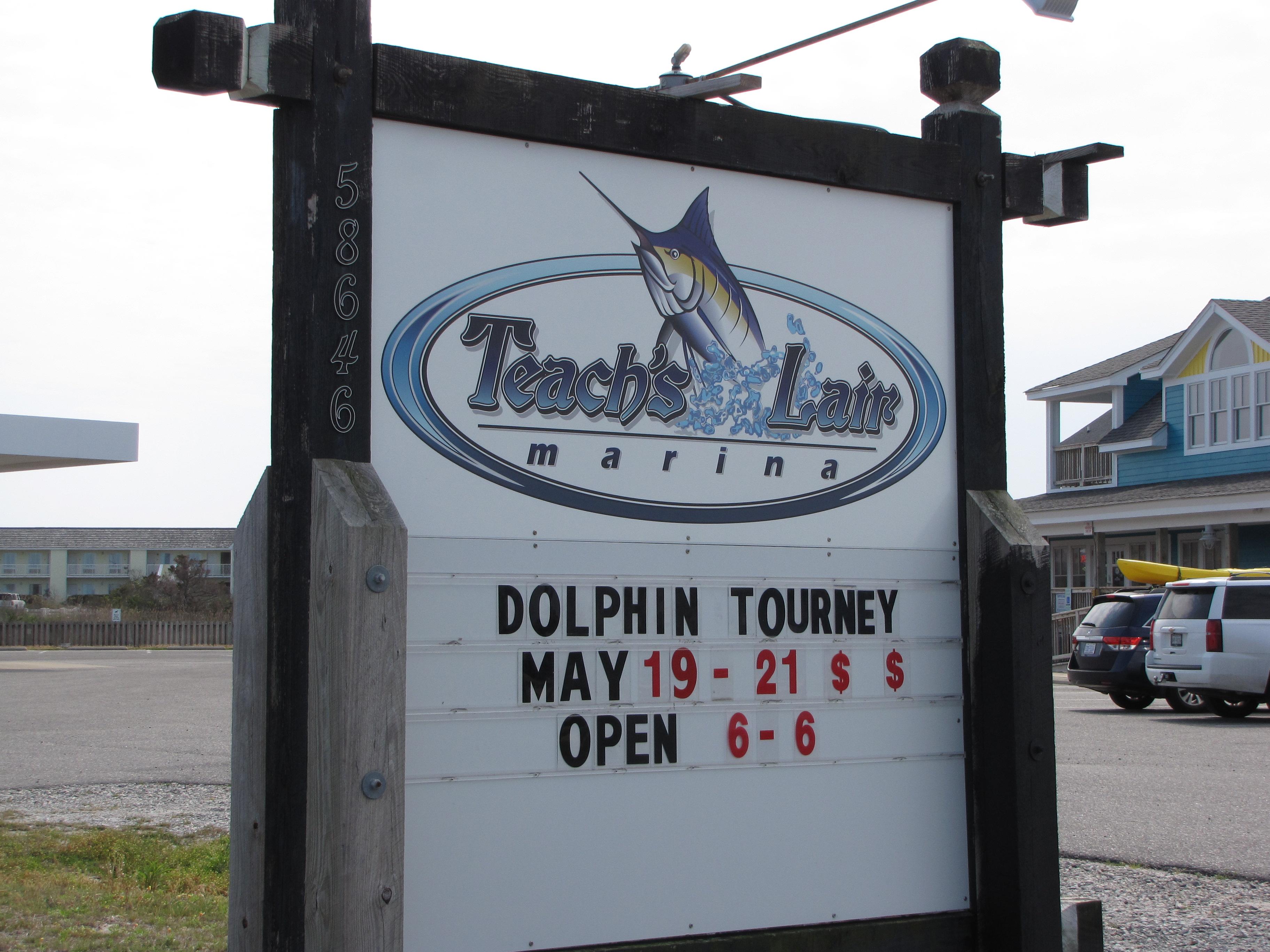 Dolphin Tournament On Hatteras Island Fishing Tournament Fun
